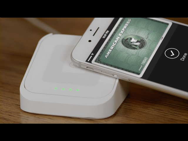 Accepting Contactless Payments with the Square Contactless and Chip Reader