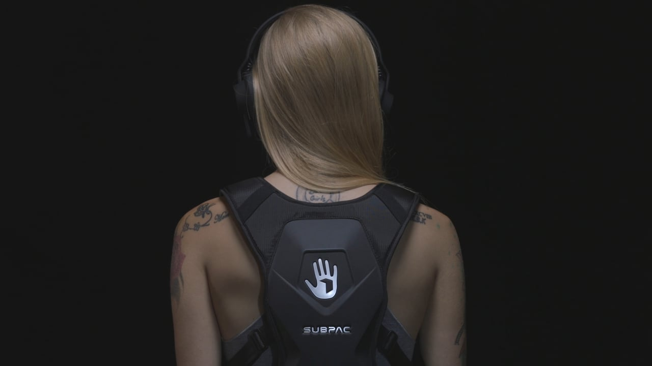 "SubPac M2 - ""Feeling is Believing"""